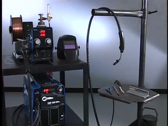 01. Gas metal arc welding advanced: course overview