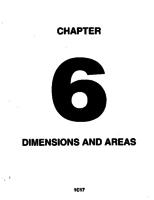 Aerostar ATA-06-Dimensions and Areas