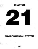 Aerostar ATA-21-Environmental System