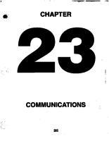 Aerostar ATA-23-Communications