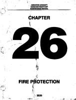 Aerostar ATA-26-Fire Protection
