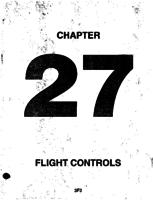 Aerostar ATA-27-Flight Controls