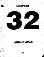 Aerostar ATA-32-Landing Gear