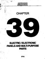 Aerostar ATA-39-Electrical/Electronic Panels and Multi-Purpose Parts