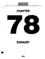 Aerostar ATA-78-Exhaust