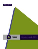 PRIZM Marketer's Guide 2020