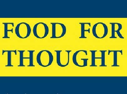 Speaker Series: Food For Thought